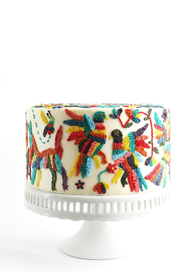 AlanaJonesMann Otomi Cake