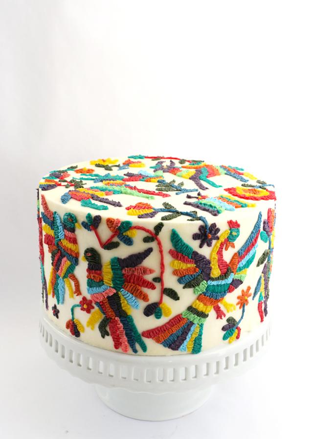 Mexican Folk Cake