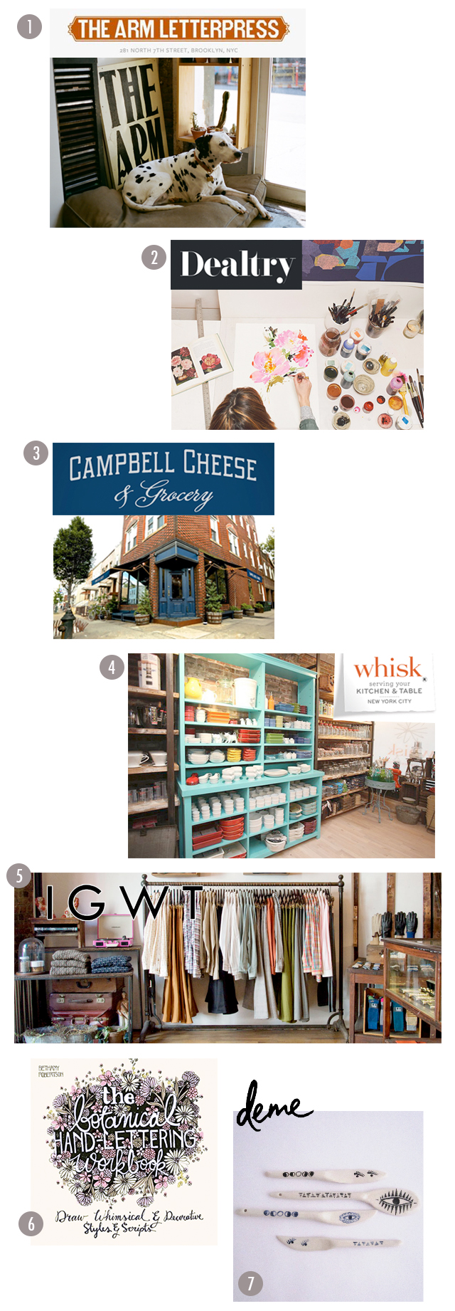 Brooklyn Gift Guide