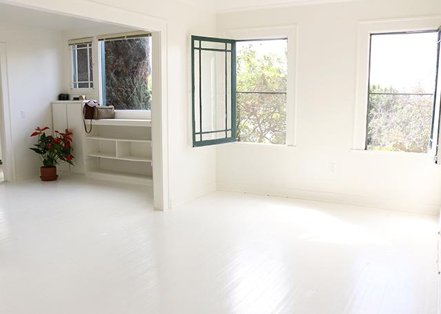 Dreamy White Floors