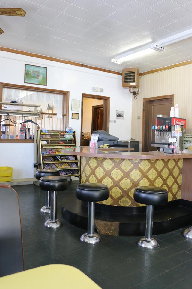 Rural Diner 1