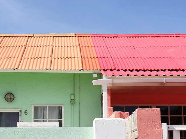 Colored Roof