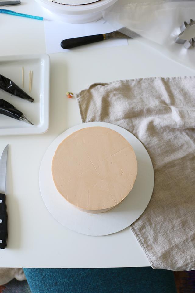 How to Make A Pug Cake