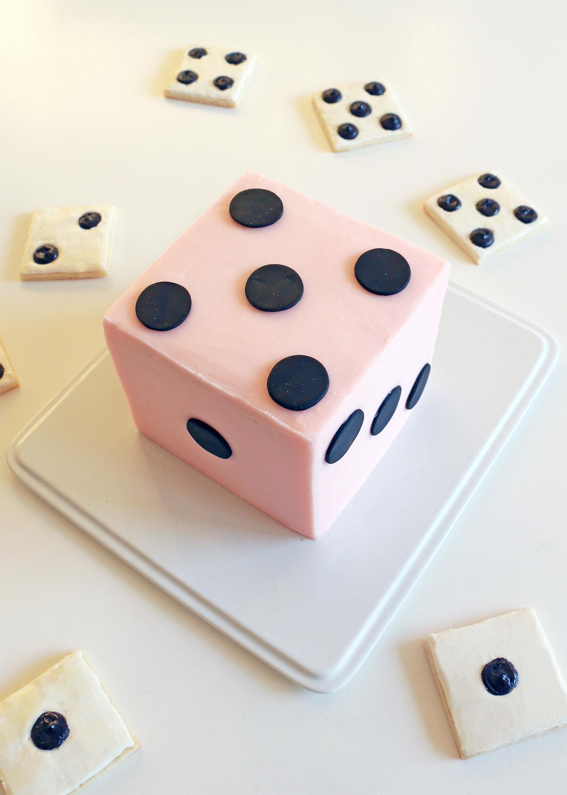 Dice Cake