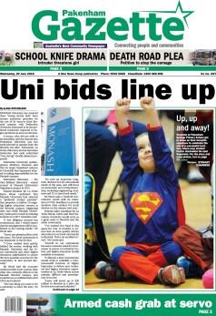 Uni bids line up