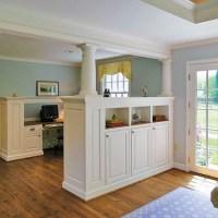 Living Room And Kitchen Divider - Home Design Blog