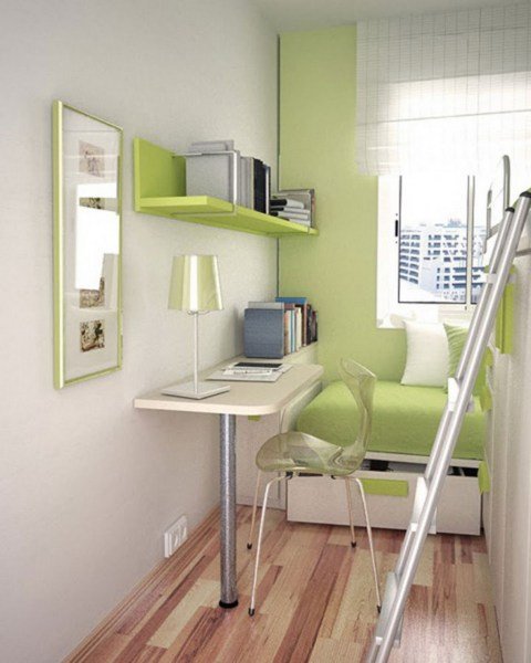 small bedroom spaces Small Space Design Ideas | Alan And Heather Davis