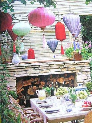 Decorating Ideas For Your Backyard Parties Alan And Heather Davis