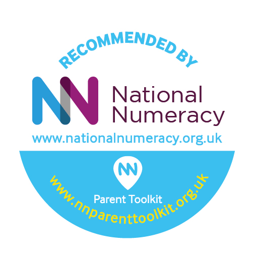 National Numeracy Badge and Logo