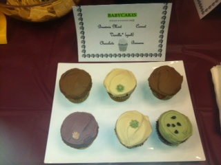 Vegan Gluten Free Raw Agave Sweetened Cupcakes From Babycakes