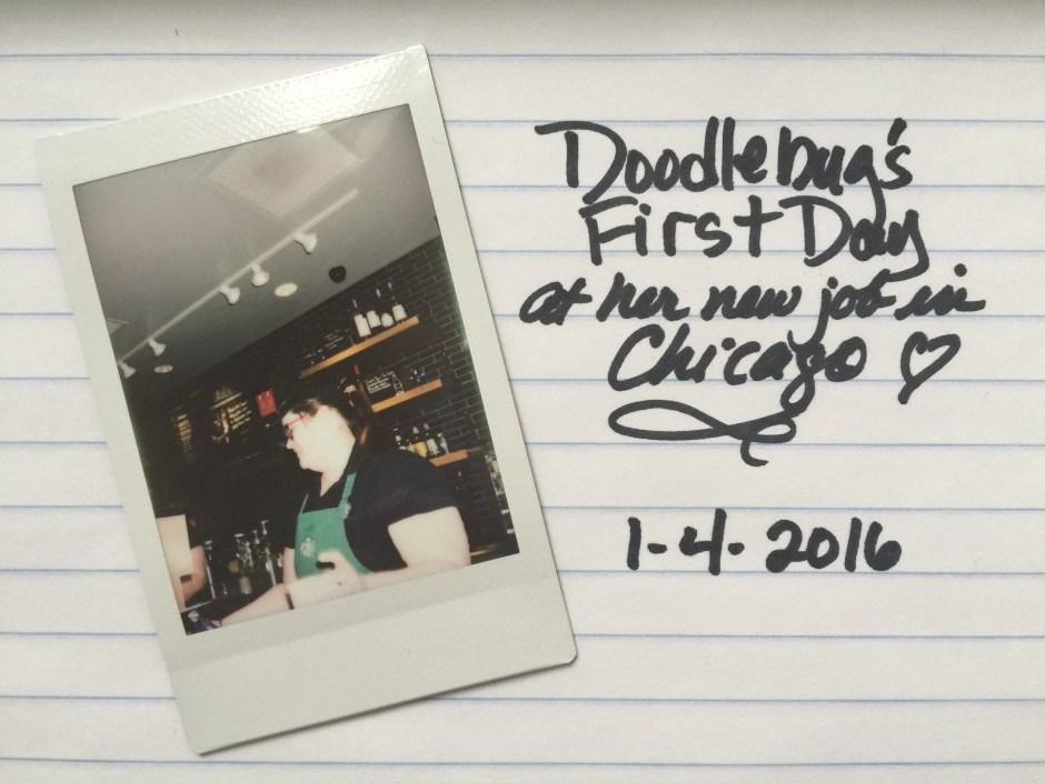Doodlebug's First Day