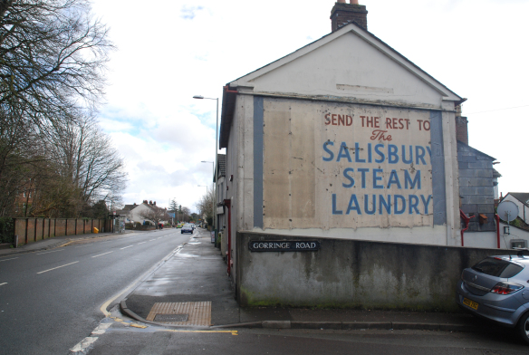 signwriting, salisbury
