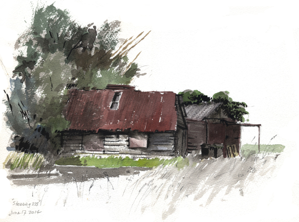 stebbing-235-warercolour-pencil-ink-june-2014