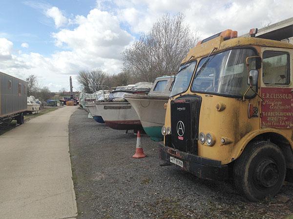 Atkinson lorry cab 2