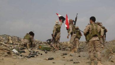 Photo of الجيش يحرر مناطق جديدة في الضالع ويواصل تقدمه باتجاه العود