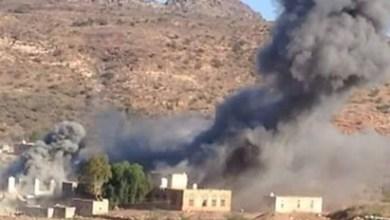 Photo of استشهاد امرأة وإصابة أخرى في قصف حوثي على قرية شجب بالضالع