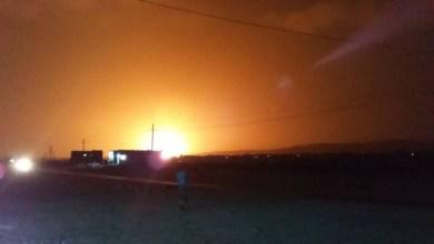 Photo of ثالث اعتداء  تخريبي يطال  انابيب نقل النفط و الغاز بشوة