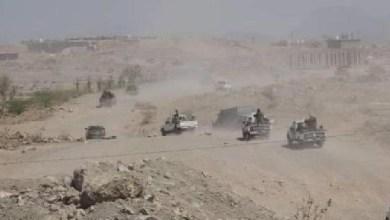 Photo of الجيش يواصل معاركه ضد المليشيات ويقصف اهدافا حوثية في جبهات الضالع
