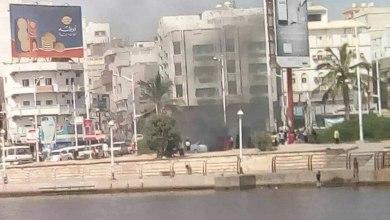 Photo of احتجاجا على انقطاعات الكهرباء : محتجون يغلقون الشوارع الرئيسية في مدينة المكلا بحضرموت