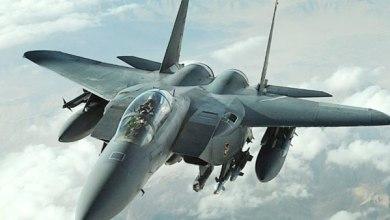 Photo of طيران التحالف يستهدف الانفصاليين في عدن ويتوعد بتكرار العملية اذا لم ينسحبوا