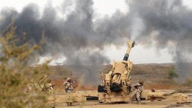 Photo of مدفعية الجيش تقتل عددا من الحوثيين وتفجر مخزن أسلحة للمليشيات في الجوف
