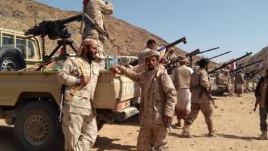 Photo of قتلى وجرحى حوثيين في مواجهات مع الجيش الوطني في البيضاء