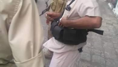 Photo of قيادي حوثي وسجين سابق لدى الاستخبارات السعودية يلقي كلمة في مهرجان الانتقالي بعدن (فيديو)