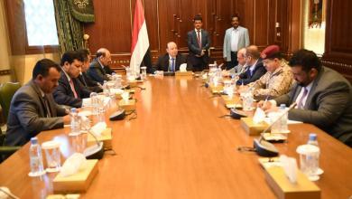 Photo of هادي يترأس أول اجتماع استثنائي لكبار قيادات الدولة منذ انقلاب عدن (وهذه تفاصيله)