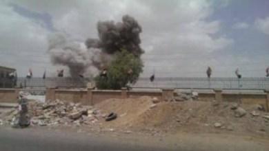 Photo of مقاتلات التحالف تدك أهم معسكرات المليشيات الحوثية الانقلابية في ضواحي صنعاء
