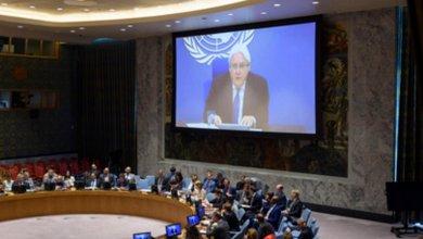 Photo of الأنباء اونلاين ينشر نص إحاطة المبعوث الأممي مارتن غريفيث في الجلسة المفتوحة لمجلس الأمن