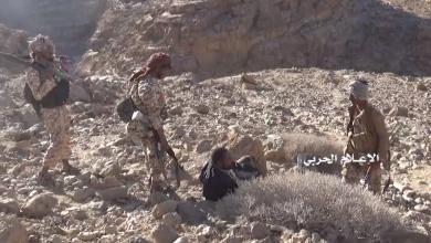 Photo of مصرع 16حوثياً وأسر7 آخرين في كمين محكم للجيش في جبهة نهم