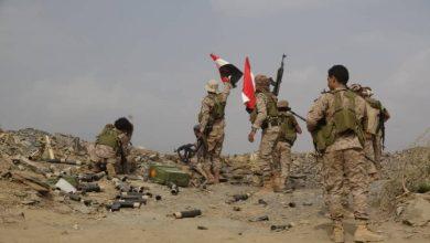 Photo of البيضاء :الجيش يصد هجوما حوثيا ويكبد المليشيات خسائر فادحة في جبهة قانية