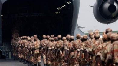 Photo of كتيبتين من القوات السودانية في جبهة الساحل الغربي تغادر اليمن