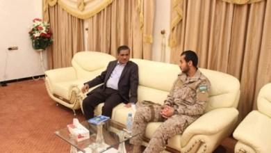 Photo of المنطقة العسكرية الاولى تؤكد رسميا استشهاد قائد القوات السعودية واربعة اخرين بحضرموت
