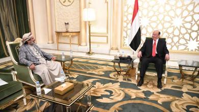 Photo of الرئيس هادي : صفحة المليشيات ستطوى وسيعود اليمن فاعلاً في محيطه الإقليمي والدولي