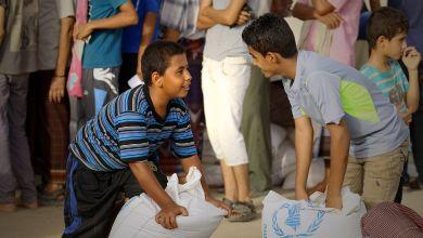 Photo of برنامج الاغذية العالمي يعلن عن رقما قياسياً لعدد المستفيدين من مساعداته العذائية في اليمن