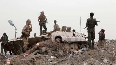 Photo of اشتباكات بين الجيش الوطني ومليشيات الحزام الامني في أبين