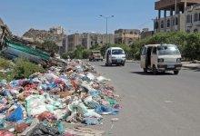 Photo of بالصور ..تعز.. أجمل مدن اليمن تغرق في القمامة والكوليرا