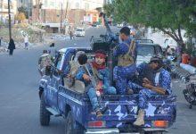 Photo of أمن تعز يلقي القبض على خمسة مطلوبينفي جبل حبشي