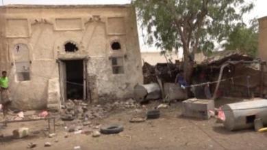 Photo of مليشيا الحوثي تستهدف أحياء سكنية جنوبي الحديدة