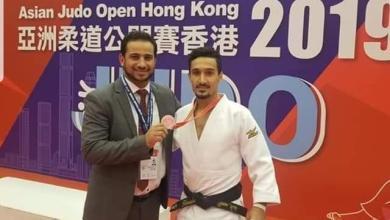 Photo of البطل خصروف يفوز بفضة الجودو في بطولة آسيا المفتوحة في هونج كونج