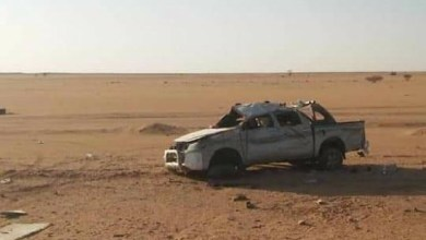 Photo of وفاة وإصابة 6 أشخاص في حادث مروري في طريق العبر الدولي