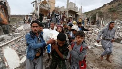 Photo of تقرير حقوقي : مقتل 15 ألف مدني وإصابة 23 ألف آخرين منذ انقلاب الحوثي
