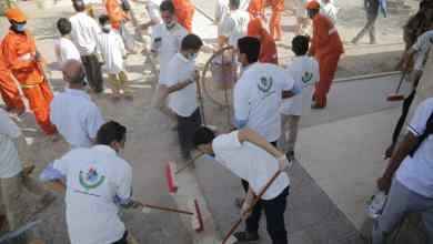 Photo of تدشين حملة نظافة شاملة في مدارس مدينة مأرب