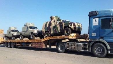 Photo of مجددا .. تعزيزات عسكرية سعودية تصل إلى عدن (صور )