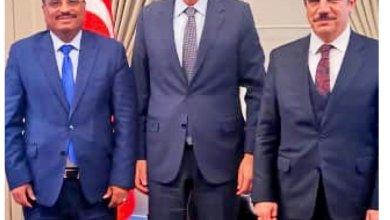 Photo of الجبواني يلتقي بقيادات الحزب الحاكم في تركيا وهذه أبرز الملفات التي ناقشها معهم