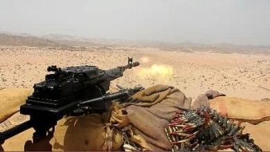 Photo of قتلى وجرحى حوثيون بنيران أبطال الجيش في الجوف