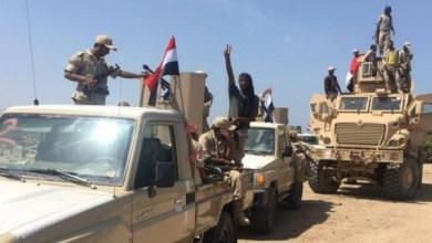 Photo of بالفيديو .. حملة عسكرية لملاحقة عناصر تخريبية تابعة للانتقالي في شبوة