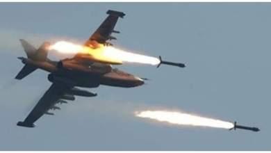 Photo of مقاتلات التحالف تدك مواقع وتجمعات وتعزيزات الحوثيين في الجوف