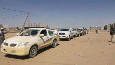 Photo of أبناء إقليم عدن يسيّرون قافلة دعماً لأبطال الجيش الوطني المرابطين في جبهة نهم